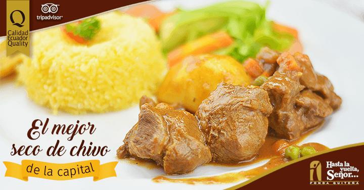 Comida hasta la vuelta se or for Como cocinar carne de chivo